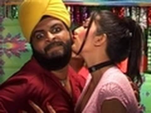 Sexy BABE and Punjabi TRUCK DRIVER
