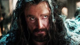 The Hobbit 2 Trailer 2013 The Desolation of Smaug - Official Movie Teaser [HD]