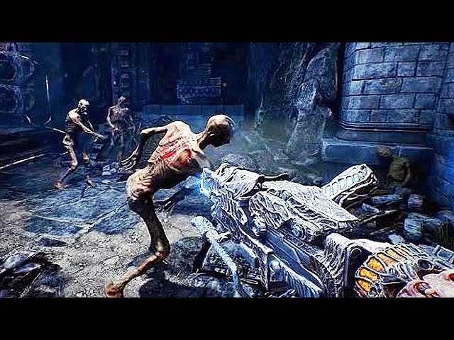 INNER CHAINS Gameplay Walkthrough (FPS Horror Game - 2017)
