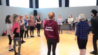 Inside the Audition Room   Youth Music Theatre UK (YMT)