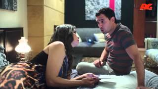 حاتم يفقد أعصابه من زوجته الجديدة بسبب عمليات التجميل - مسلسل تحت السيطرة