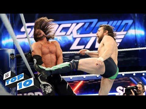 Xxx Mp4 Top 10 SmackDown LIVE Moments WWE Top 10 November 13 2018 3gp Sex