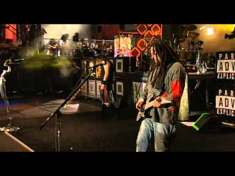 Korn - Falling Away... / Did My Time - Civitavecchia, IT :