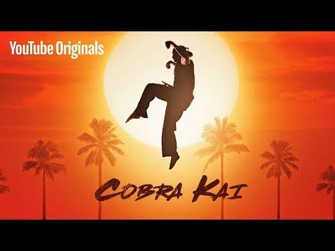 First Ever Footage of Cobra Kai The Karate Kid saga continues