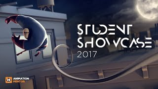 3D Animation Student Showcase 2017 - Animation Mentor