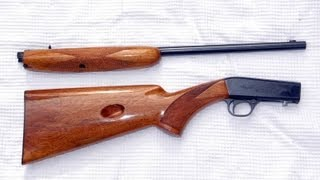 Browning 22 Semi Auto Rifle