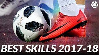 Best Football Skills ● 2017-18 ● 4K 🔥 #4