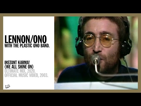 Xxx Mp4 Instant Karma We All Shine On Lennon Ono With The Plastic Ono Band 3gp Sex