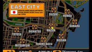 Gran Turismo 2 - East City (Theme Original With Link For Download)
