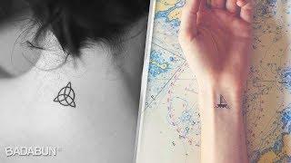 14 Tatuajes con un increíble significado