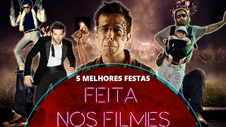 5 MELHORES FESTAS UNIVERSITÁRIAS DOS FILMES DE COMÉDIA
