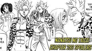 """""""BAN'S NEW STRENGTH"""" Nanatsu no Taizai Chapter 293 Spoilers"""