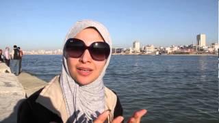 رسالة حنان ترك من غزة