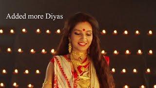 2013 Megh Roddur_Bengali Movie_making