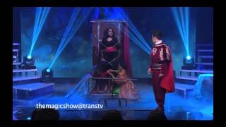kartika putri   the magic show 19 desember 2014