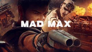 Mad Max Pelicula Completa Español   Full Movie All Cutscenes (Game Movie 2015) Videojuego 1080p