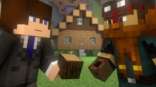 Build Battle (Minecraft Animation) [Hypixel]