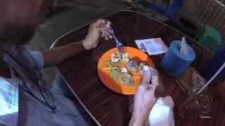 Jakarta Street Food 813 Part.4 Brother Ajie Bistik Fried Rice 4K Nasi Goreng Bistik BR TiVi 5527