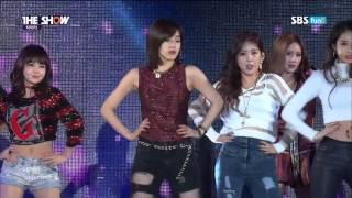 [1080p] 141223 T-ara - Sugar Free @ SBS The Show