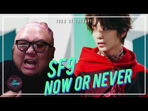 """Producer Reacts to SF9 """"Now or Never"""""""