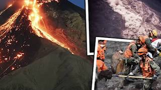Guatemala Volcano update: Why was the eruption so violent? - The News