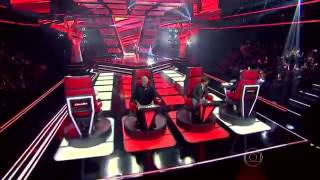 Bricia Helen (Nobody's Perfect) The Voice Br 2015