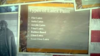 Types, Uses and Benefits of Latex Paint
