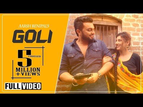 Goli - Aarsh Benipal | Latest Punjabi Songs 2014 | Rootz Records