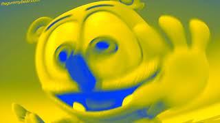 YELLOW & BLUE & FISHEYE Gummibär REQUEST VIDOE Brazilian HD Gummy Bear Song