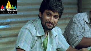 Bheemili Kabaddi Jattu Movie Dhanraj Eating Parota Scene | Sri Balaji Video