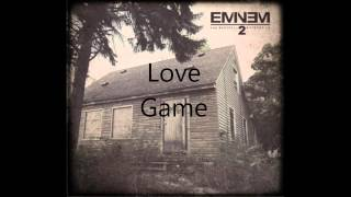 Eminem Ft. Kendrick Lamar - Love Game