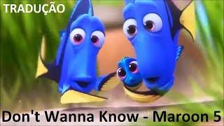 Don't Wanna Know - Maroon 5 - Tradução (Boyce Avenue ft. Sarah Hyland cover)