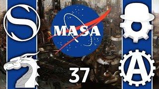 MASA FACTORIO - Let's Play Multiplayer Factorio Part 37