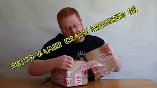 Retro Gamer Crate Unboxing #1