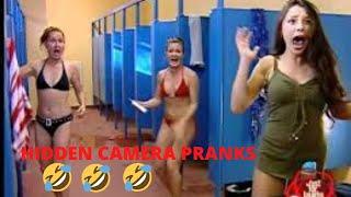 Hidden toilet cam prank !