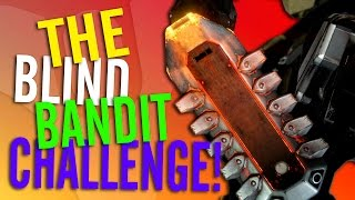 THE BLIND BANDIT CHALLENGE! Last Word OP Mau'ual's Maulers Crucible Gameplay! (Funny Gaming Moments)