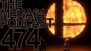 MEGA64 PODCAST: EPISODE 474 - WILL.I.AM CONFIRMED FOR SMASH