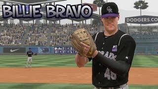 MLB 18 RTTS - Billie Bravo (Starting Pitcher) Road To The Show Colorado Rockies #14 MLB The Show 18