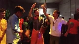Lungi Dance Durga Puja Masti (Ram thakur Mondir Maijdee,Noakhali)