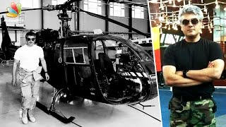 A big hello to all Thala Ajith fans : Vivek Oberoi from Vivegam Shooting Spot | Cinema News