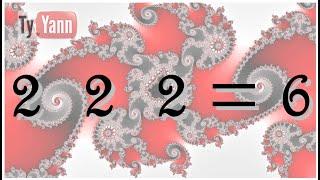 The Six Math Problem