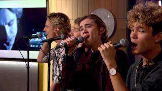 The Fooo Conspiracy - My Girl LIVE at Nyhetsmorgon (TV4)