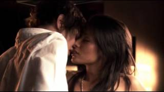 Shane and Carmen First Kiss 2x01 - The L Word