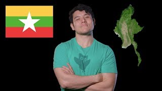 Geography Now! MYANMAR