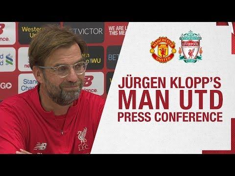 Xxx Mp4 Jürgen Klopp 39 S Pre Match Press Conference Man Utd 3gp Sex
