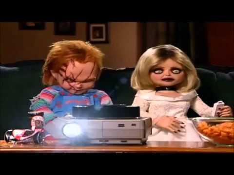 Chucky s Family Vacation Slides