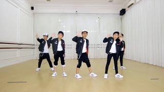 HIP HOP DANCE CHOREOGRAPHY HIPHOP KIDS DANCE VIDEO