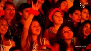 Wisin - Festival de Viña del Mar 2016