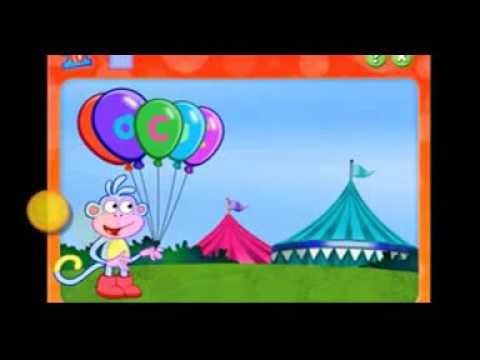 Nick Jr Bingo Featuring Dora Diego And More Part 5 OK
