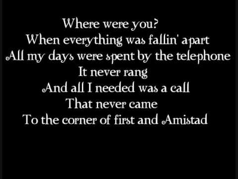 The Fray You Found Me with lyrics HQ